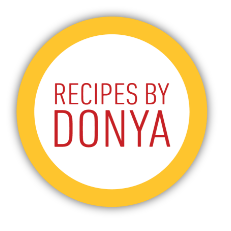 Recipes by Donya