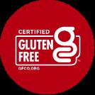 certified Gluten Free Circle